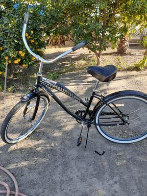 Black Bicycle Beach Cruiser for Sale in Corona, CA