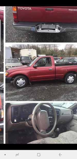 Toyota tacoma 2000 en 2000$ for Sale in Adelphi, MD