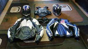 Motorcycle gear for Sale in San Jose, CA