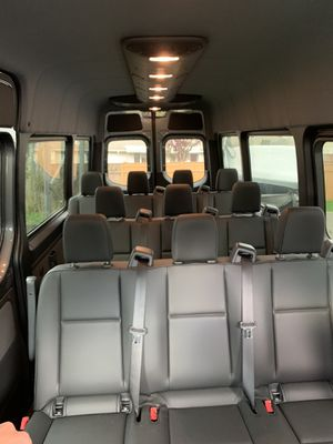 2019 Mercedes Sprinter Interior Kit seats panels ac floor for Sale in Tacoma, WA