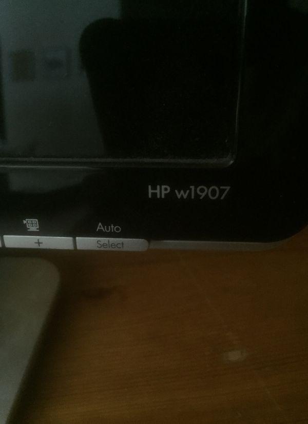 """HP 19"""" Computer Monitors"""