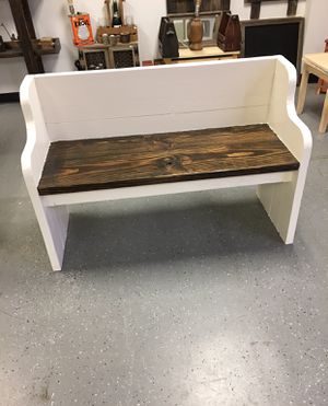 Church pew bench for Sale in Houston, TX