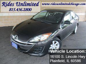 2011 Mazda Mazda3 for Sale in Plainfield, IL