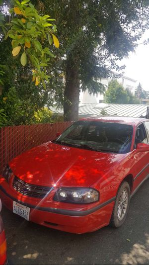 Chevy impala 2004 for Sale in Seattle, WA