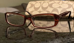 COACH authentic glasses for Sale in Southington, CT