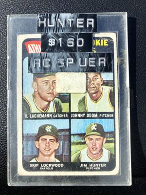 1965 Topps Rookie Stars #526 Baseball Card for Sale in Portland, OR