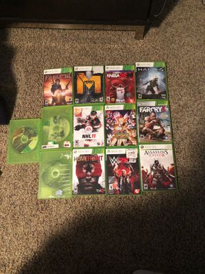Xbox 360 & games for Sale in Clearfield, UT