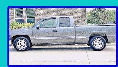 Priceֆ12OO 4WD CHEVY SILVERADO 4WD for Sale in Esparto,  CA
