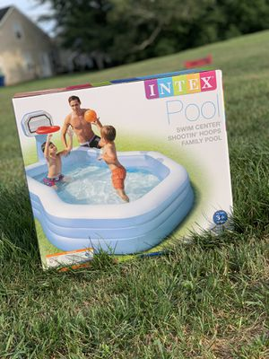 Brand New INTEX Pool for Sale in Matthews, NC
