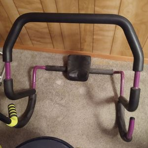Sit Up Crunch Roll-up Bar, Exercise Equipment for Sale in Oregon City, OR