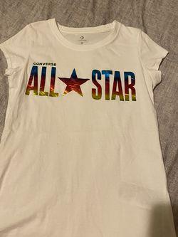 Girls converse T-shirt for Sale in La Grange,  IL