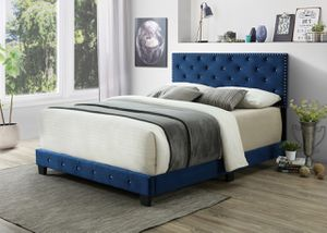Queen size size bed with Mattress free delivery. Special financing for Sale in Irving, TX
