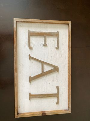 Home decor for Sale in San Marcos, TX