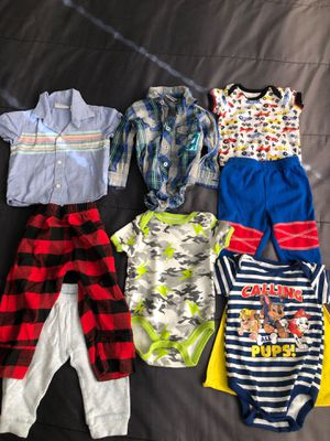 Baby boys clothes 3-6 months - ropa para Niño for Sale in Stafford, TX