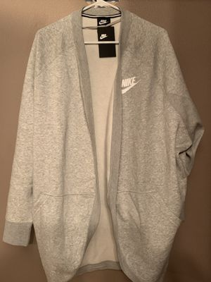 Brand new women's Nike cardigan jacket! for Sale in Parkland, WA