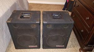 Klipsch Heresy Professional KP-2500-C Speakers for Sale in Lakewood, CA