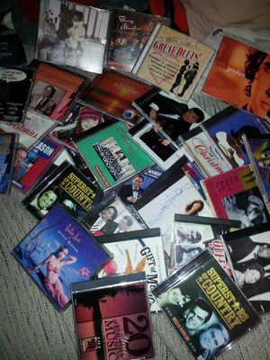 CDs over 100 Different music oldie country soul rock.3$ each for Sale in Glen Burnie, MD