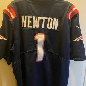 Cam Newton Patriots Jersey for Sale in Lake Elsinore, CA