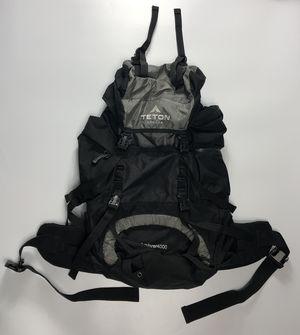 TETON Sports Explorer 4000 Frames Hiking Backpack High-Performance Medium Black for Sale in Austin, TX