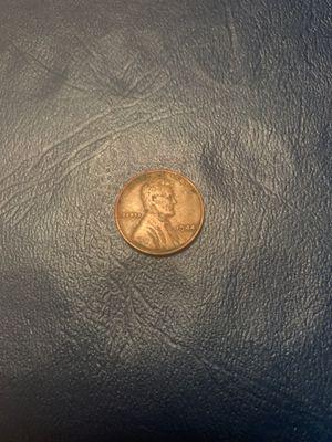 1944 copper penny for Sale in Carrollton, TX