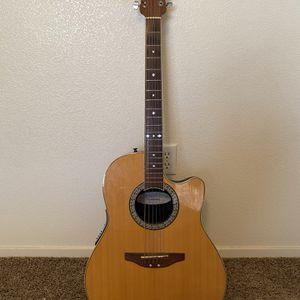 Ovation Guitar Celebrity CC057 for Sale in Las Vegas, NV