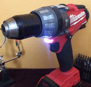 """Milwaukee FUEL ⛽️ 1/2"""" Hammer Drill - $70 for Sale in Las Vegas, NV"""
