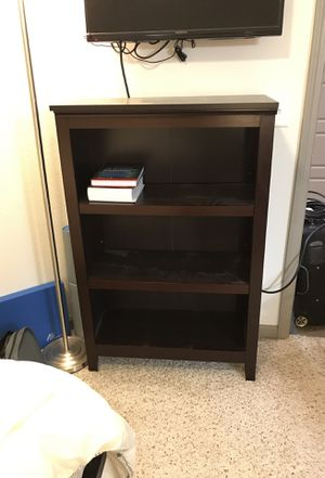 Wooden bookcase 4' x 2.5' for Sale in Fayetteville, AR