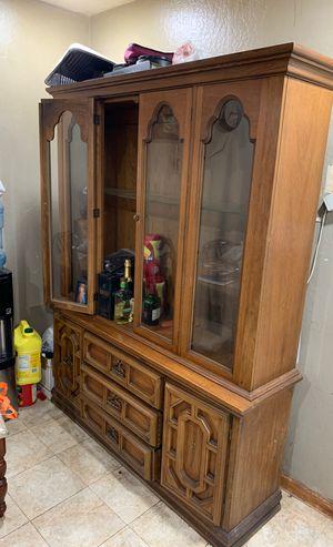 Showcase cabinet for Sale in Stockton, CA