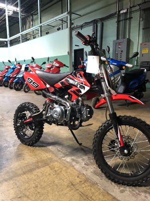Brand new 125cc dirtbike ! for Sale in New Lenox, IL