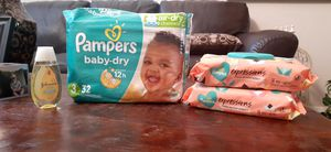 Diaper set for Sale in Goodyear, AZ