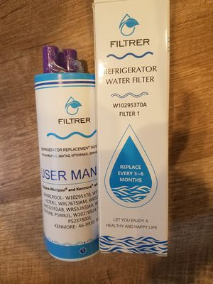 Refrigerator water filter for Sale in Poway, CA