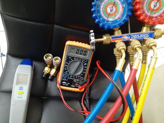 H.v.a.c equipment for technician for Sale in Houston,  TX