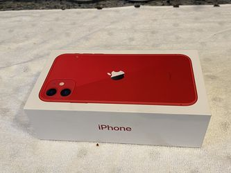 iPhone 11 Red (64gb) for Sale in Chicago,  IL