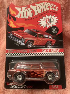 Hotwheels Red Line Club '57 Chevy Nomad 2004 Selections Series 1of4 Super for Sale in Fresno, CA