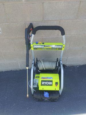 Ryobi pressure washer for Sale in North Las Vegas, NV