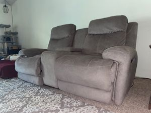 Parkhouse Electronic 2 seating couch for Sale in Sacramento, CA