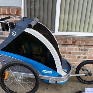 Bike Trailer Or Jogger. Everyday Traveller for Sale in Port Orchard, WA