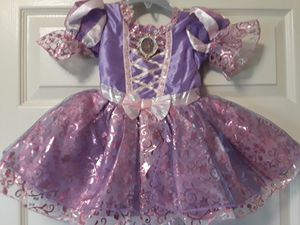 Disney store baby Rapunzel costume for Sale in Las Vegas, NV