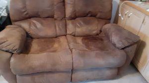 Recliner love seat for Sale in Overgaard, AZ