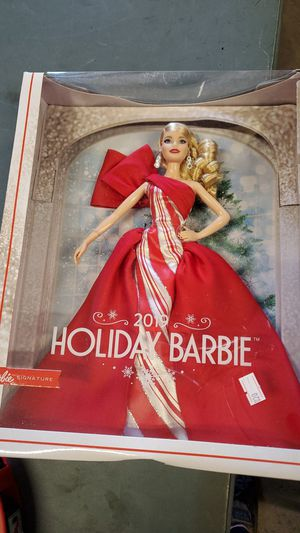 Holiday signature Barbie 2019 for Sale in Riverside, CA