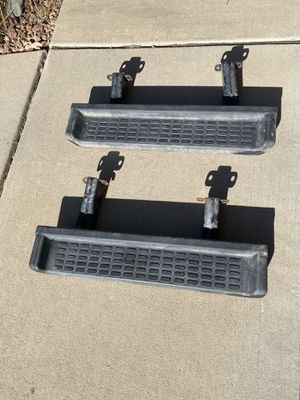 2000 Jeep Wrangler Factory Side Steps for Sale in Monument, CO