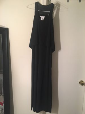 BCBG Generation XS layered black dress for Sale in Fairfax, VA