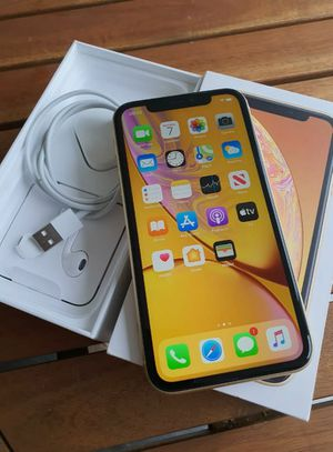 iPhone xr for Sale in Coy, AL