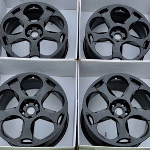 "19"" Lamborghini Gallardo Black Wheels Rims for Sale in Huntington Beach, CA"