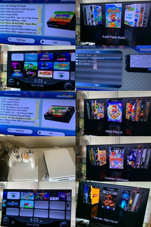 Ultimate Wii console with GameCube controller for Sale in Romulus, MI