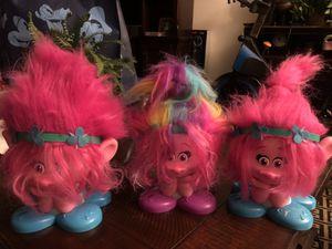 Trolls Poppy Styling Heads for Sale in Phoenix, AZ