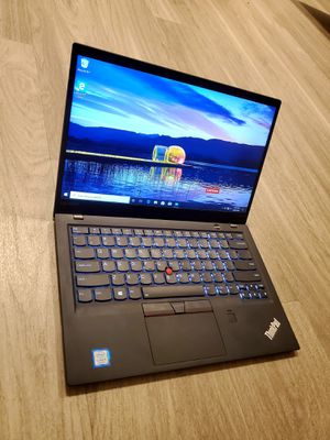 Lenovo Thinkpad X1 Carbon 5th Gen for Sale in Los Angeles, CA