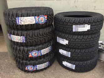 Mud tires wheels rims used new 14 15 16 17 18 19 20 21 22 24 26 28 30 35 40 50 55 45 65 60 70 75 80 85 155 165 175 185 195 205 215 225 235 245 255 26 for Sale in Warren,  MI