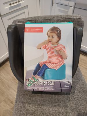 New Toddler Soft Booster seat for Sale in Fontana, CA