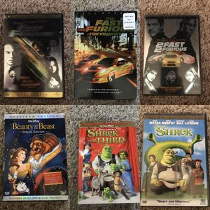 Movies and games for Sale in Colorado Springs, CO
